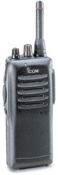 Портативная рация Icom IC-F21. 1. как ее можно перестроить на другую часто